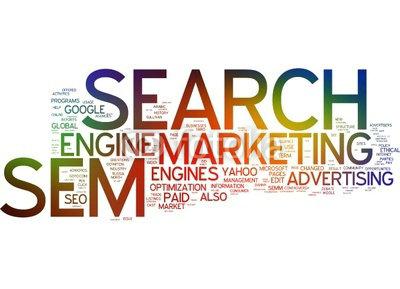 图解SEM搜素营销优化流程