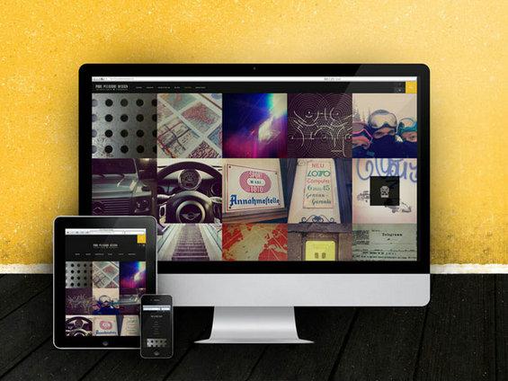 websheji6 Web设计的8大趋势