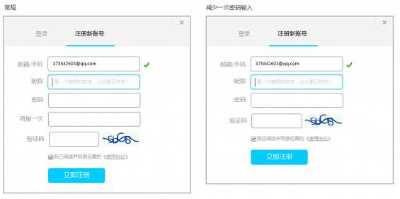denglu9 从登录开始,解决产品是否有用的问题