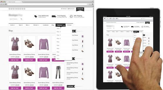 pingban2 如何让网站对平板设备更友好