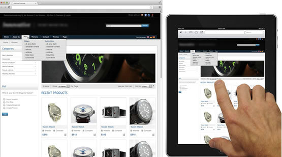 pingban3 如何让网站对平板设备更友好