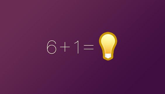 6+1模式讓您寫出更出色的文案
