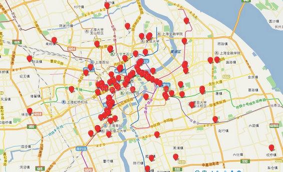 beishangguang3 北上广互联网创业者分布图