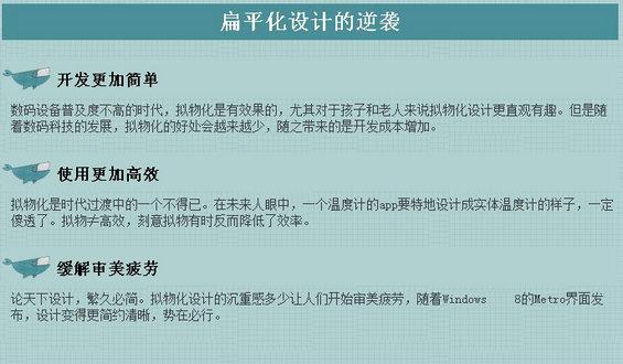 bianpinghua25 扁平化设计那些事